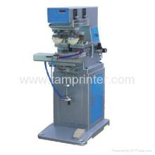 TM-S2 Ce alta calidad dos colores máquina de tampografía con lanzadera