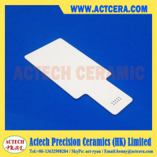 Aislamiento eléctrico Al2O3 Lámina / sustrato de cerámica de alúmina