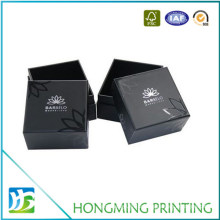 Wholesale UV Logo Paper Jewelry Packing Boxes with Neck