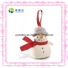 Funny White Cheap Christmas Snowman Toy (XDT-0038Q)