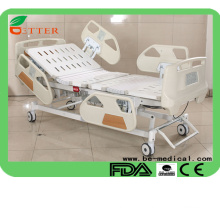 Cinco camas Funtion Electric Hospital Bed Deluxe UCI