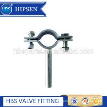 Encaixes de tubulação Encaixe de tubulação de aço inoxidável sanitário
