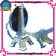 Llavero de metal de la torre Eiffel Llavero de moda (M-MK81)