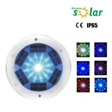 Outdoor CE RGB solar lighting solar underground light;solar brick light(JR-3210 Series