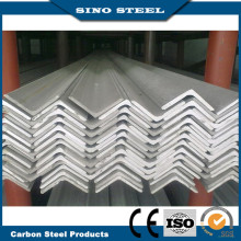 Q235 Actual Weight Hot Dipped Galvanized Carbon Steel Angle Bar