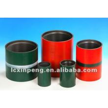 "seamless steel casing coupling 7"" N80 BTC"