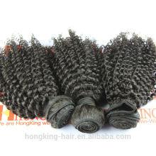 indian hair wholesale afro kinky hair extensions grey human hair weaving