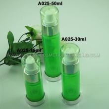 Flacon Airless en plastique 15ml-30ml-50ml