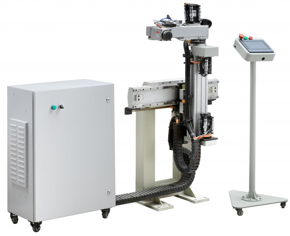 Robot de Brazo Oscilante para Punch Press