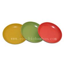 Prato de mesa de fibra de bambu (BC-P2024)