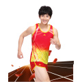 Lidong sports wear train suit for running