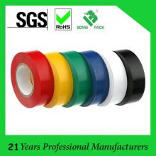 Fita de isolamento elétrico de PVC premium