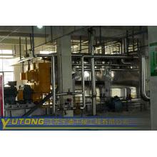 JYG serie hueco padel secador con buena calidad
