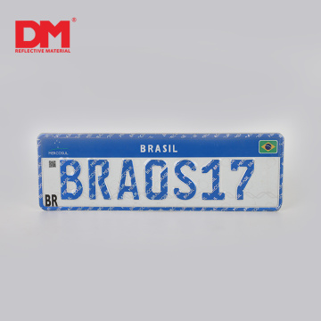 Car License Plate Reflective Sheeting