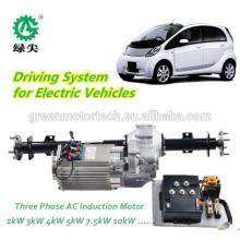 24В переменного тока электрический мотор автомобиля