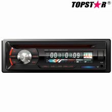 One DIN Fixed Panel Car DVD Player Ts-6011F