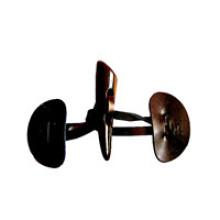Wholesale Horn Buttons for Coat Handbag Suitcase (HJB01)