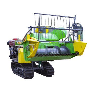 Hot Sale Mini Rice Wheat Combine Harvester