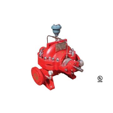 UL List Centrifugal Fire Fighting Water Pump (9)