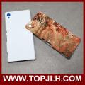 Мобильный телефон случае 3D пластиковые сублимации для Sony Xperia Z4
