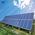 Sistema de montagem de painel solar Unistrut a frio de baixo preço