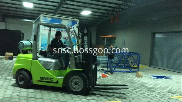 3 T LPG Forklift