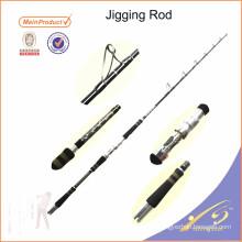 JGR009 Jigging varilla varilla en blanco srf nano varilla de paso lento