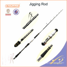 JGR009 Jigging rod blank rod srf nano slow pitch rod