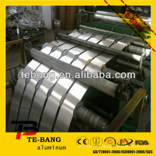 aluminum strapping material