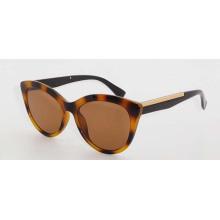 Пластиковые солнцезащитные очки Женские солнцезащитные очки