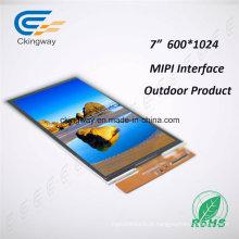"""7 """"módulo da tela de toque da relação TFT LCD de Mipi"""