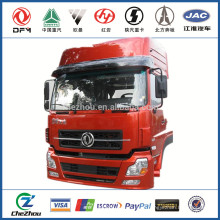 Dongfeng caminhão pesado caminhão cabine esquerda movimentação e movimentação da mão direita