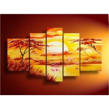 Wall Decor Canvas Landscape Oil Painting