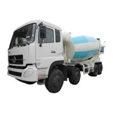 Caminhão betoneira Dongfeng de grande volume 14 m³