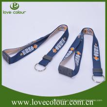 Ремешок для ключей из фарфора с подкладкой из полиэстера