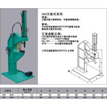 Прессы для крепления заклепок (полностью автоматические или полуавтоматические с различными моделями)