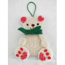 Cute Plush Bear Pendant