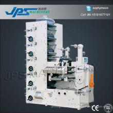 Jps320-5c Self-Adhesive Label Printing Machine