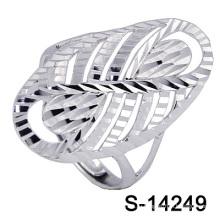Новый дизайн моды серебряные ювелирные изделия кольца для леди (с-14249)