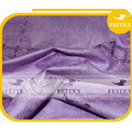 Purple Embroidery Designs For Dress French Lace Fabric Wholesale Dubai French Lace Made In China