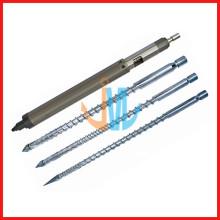 Baril à vis unique/baril à vis unique d'injection/vis unique et baril pour machine d'injection plastique