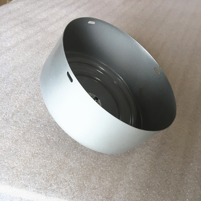 spining LED lamp shell