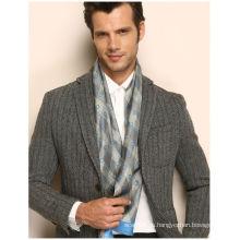 100% шелковый галстук-шарф для мужчин