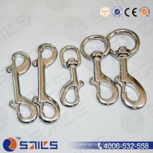 A2 (304) Stainless Steel Eye Bolt Swivel Snap Hook