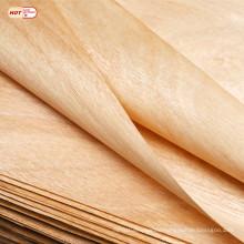 Gabon Rotary cut natural mahogany face veneer for plywood good price ABCD and mix grade from gabon factory