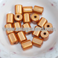 8 * 10 MM Acryl Zylinder Wunder Beads 3D Illusion Bead Charms