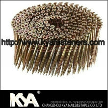 Tornillo de cabeza torx neumática para montaje de alambre, para industrias