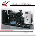 Цена OEM завод для электростанции, дизельный генератор 400КВТ алли Баба ком
