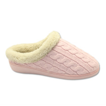 best soft house pink slippers for women
