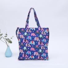 Custom Printed Tote Shopping Bag Cheap Organic Cotton Bags With Logo